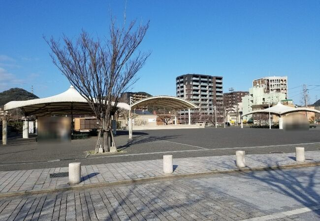 門司港レトロ中央広場