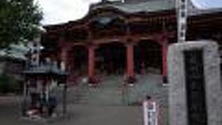 新栄寺(成田山札幌別院)