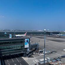 羽田空港 第3旅客ターミナル 展望デッキ