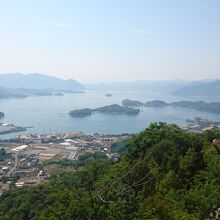 白滝山(広島県尾道市)