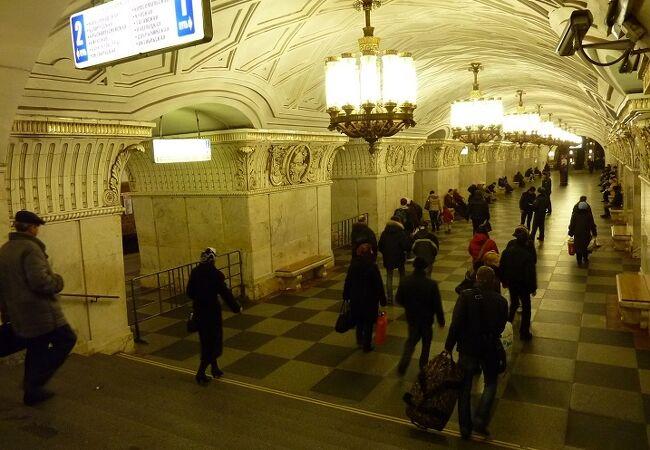 プロスペクト ミーラ駅