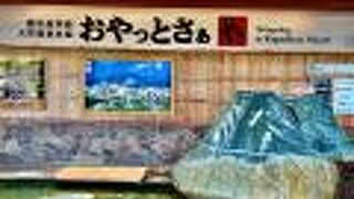 天然温泉足湯 おやっとさぁ (鹿児島空港)