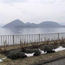 洞爺湖温泉(北海道洞爺湖町)