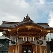 七福神は水天宮境内にある宝生弁財天
