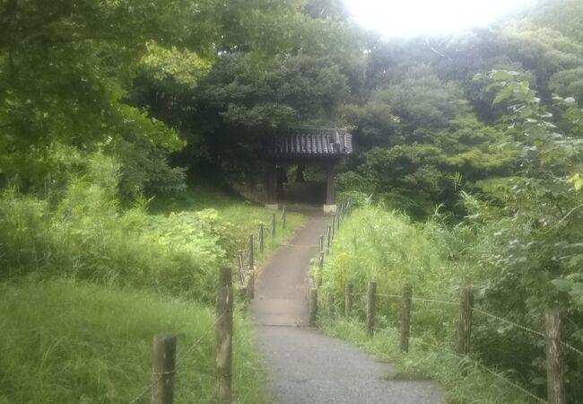 佐倉城址公園 (佐倉城跡)