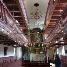 屋根裏部屋の教会 (旧アムステルクリング博物館)