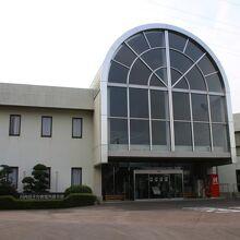 川内原子力発電所展示館
