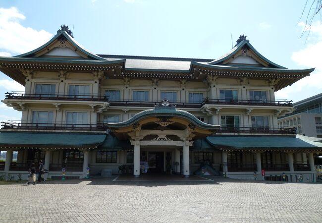 びわ湖大津館(旧琵琶湖ホテル)