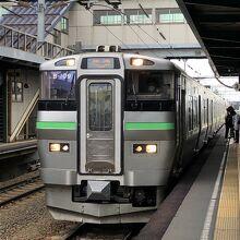 JR札沼線 (学園都市線)