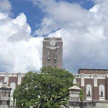 京都大学 百周年時計台記念館