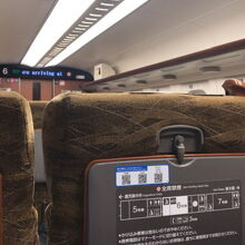 新幹線 さくら N700系 (8両編成)