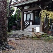 滝沢馬琴墓(深光寺)