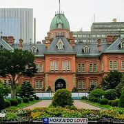 改修工事中の「赤れんが庁舎」完成予定は2024年