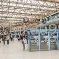 ロンドンのターミナル駅の一つで、大きくて利用者も多いです。
