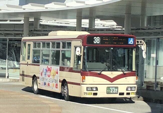 路線バス (京福バス)