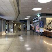 コロナ渦で空港もガラガラ