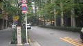 江戸桜通り