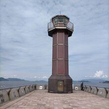 高松港玉藻防波堤灯台