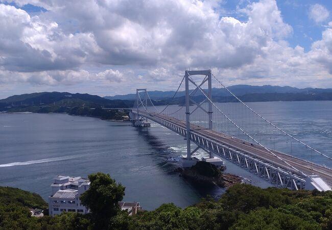 鳴門山展望台