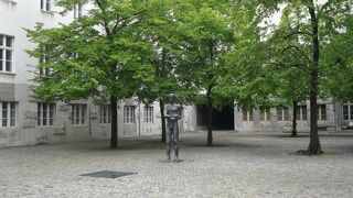 ドイツ抵抗運動記念館