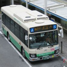 路線バス(奈良交通)
