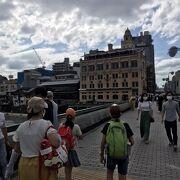 鴨川にかかる、京都を代表する橋
