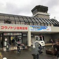 但馬飛行場 (コウノトリ但馬空港)