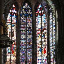 サン ナゼール バジリカ聖堂