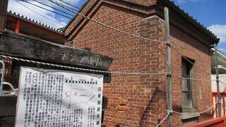 JR稲荷駅ランプ小屋
