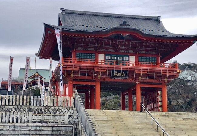 大本山成田山名古屋別院大聖寺