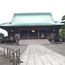 護国寺(東京都文京区)