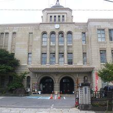 会津若松市役所本庁舎