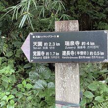 天園ハイキングコース(通行禁止中)
