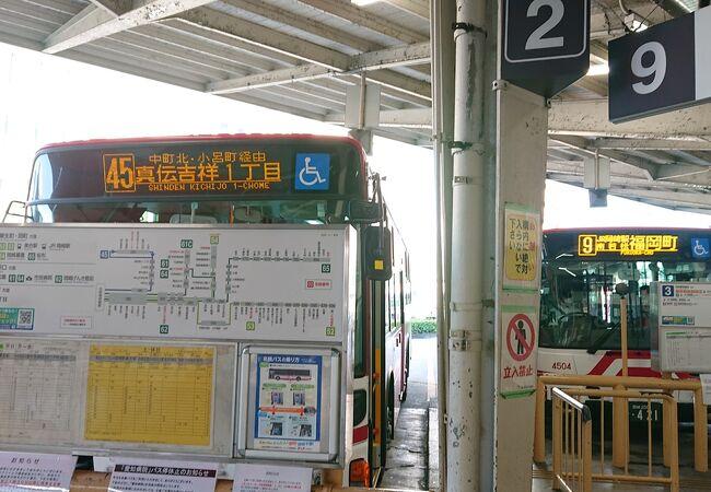 路線バス (名鉄バス)