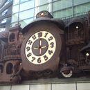 日テレ大時計