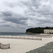 白浜の代表的観光地のひとつ。