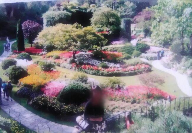 ブッチャート ガーデン