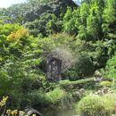 朗澄大徳ゆかりの庭園