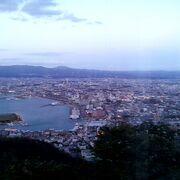 函館山の夜景は素晴らしかった!