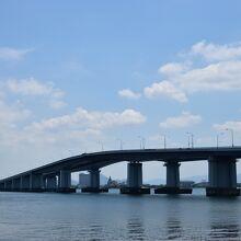 琵琶湖大橋(滋賀県大津市)