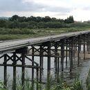流れ橋(上津屋橋)