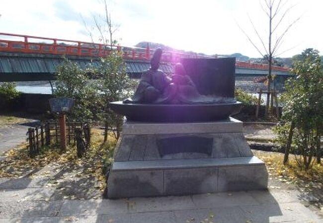 宇治神社前ポケットパーク