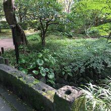 日比谷公園 石橋