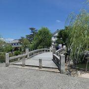 倉敷川に架かる橋