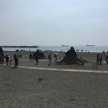 旗津海水浴場