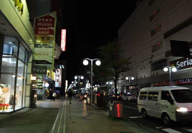 三日町商店街