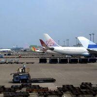 台湾桃園国際空港 (TPE)
