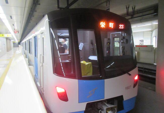 札幌市営地下鉄 東豊線