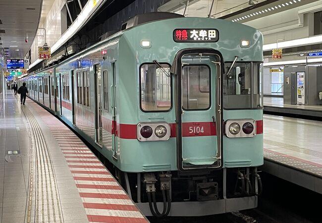 西鉄天神大牟田線
