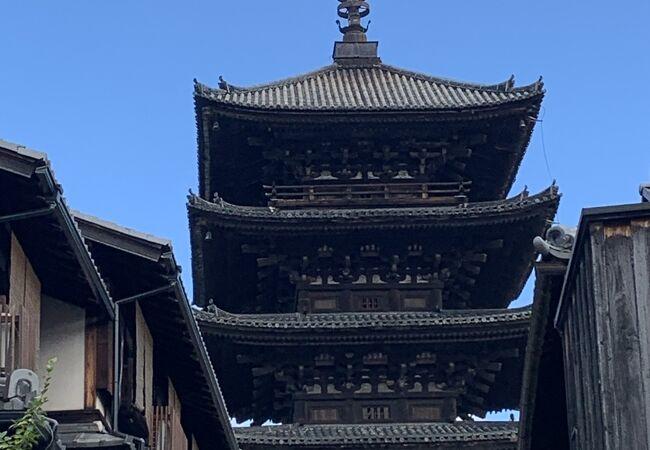 法観寺 (八坂の塔)